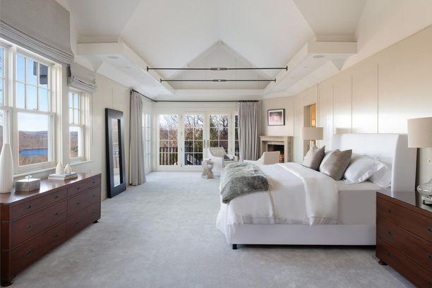 Makuuhuone kuin hotellista!