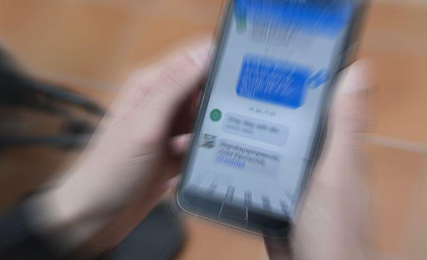 Nettikiusaaminen on harmillisen yleinen ilmiö.