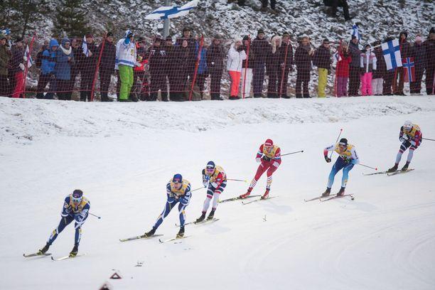 Rukalla maailmancupissa kilpailtiin 24.-25. marraskuuta viime vuonna.