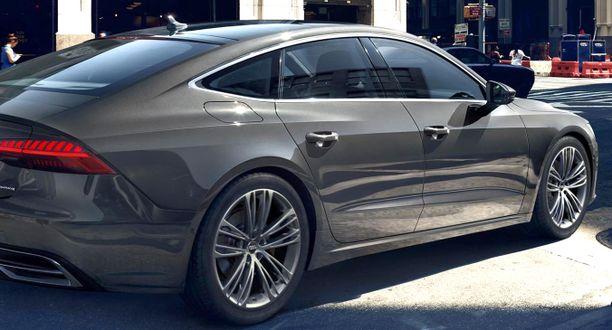 Uhrin auto jota jengiläinen vaati itselleen oli Audi R7. Kuvituskuva, kuvan auto ei liity tapaukseen.