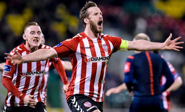 Ryan McBride on poissa.