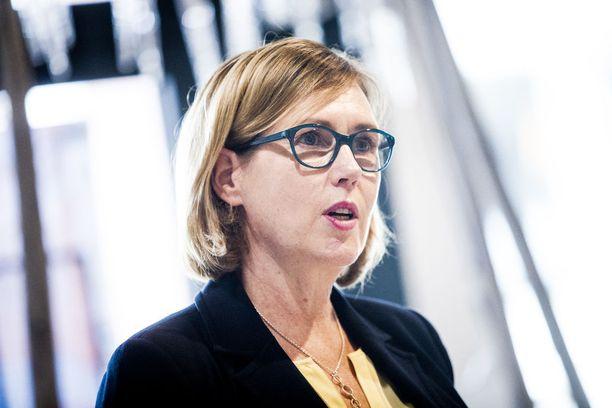 SDP valitsi presidenttiehdokkaakseen kansanedustaja Tuula Haataisen.
