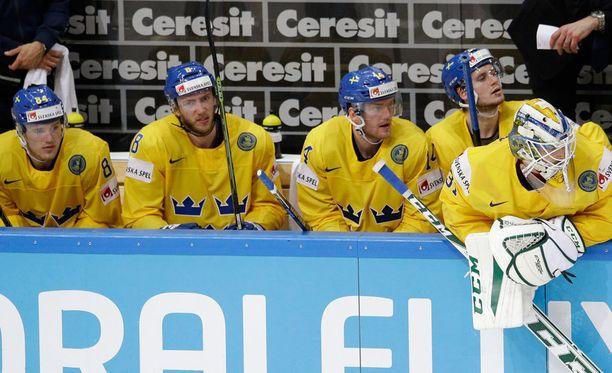 Ruotsalaiset eivät mieluusti kohtaisi pudotuspeleissä ainakaan Suomea tai Venäjää.