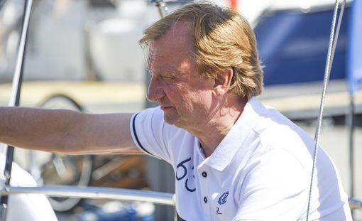 Hjallis Harkimonen maailmanympäripurjehduksesta tulee tasan 30 vuotta.