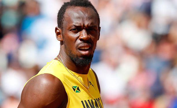 Donald Trump käytti Usain Boltia ajaakseen asiaansa.