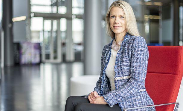 Erja Yläjärvi on Iltalehden uusi vastaava päätoimittaja.