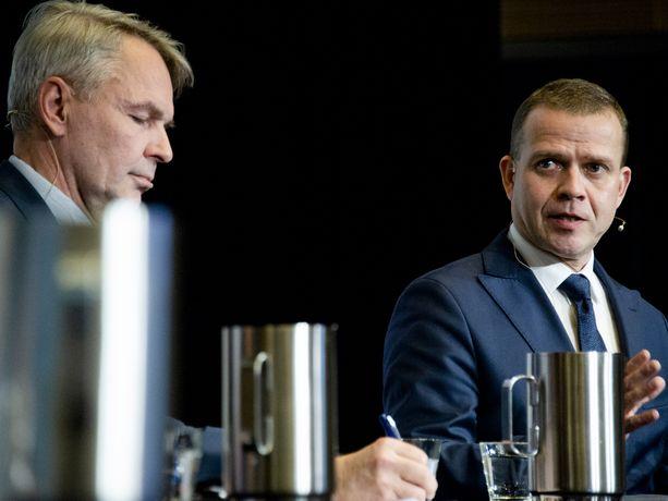Sekä Pekka Haavisto että Petteri Orpo ovat kannatushaittoja omille puolueilleen.