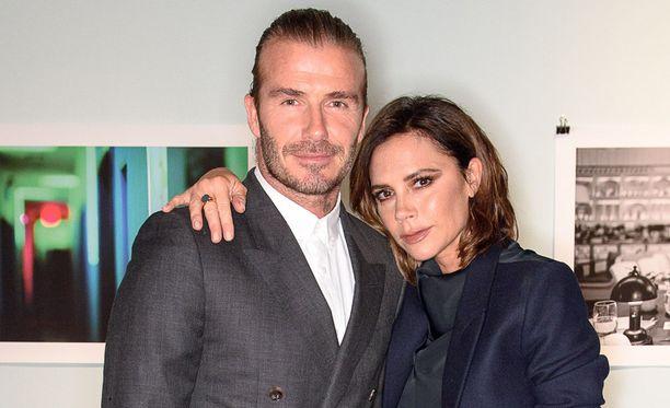 Beckhamit ovat olleet jo pitkään yhdessä.