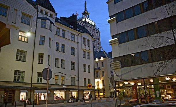 Helsingistä on vaikea löytää pientä asuntoa.