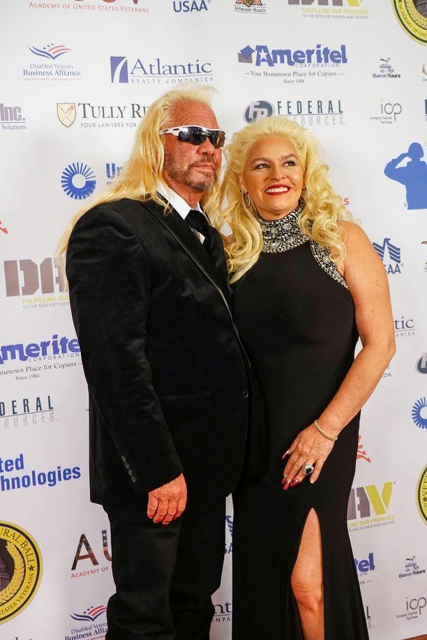 Duane ja Beth Chapman olivat naimisissa 13 vuoden ajan.
