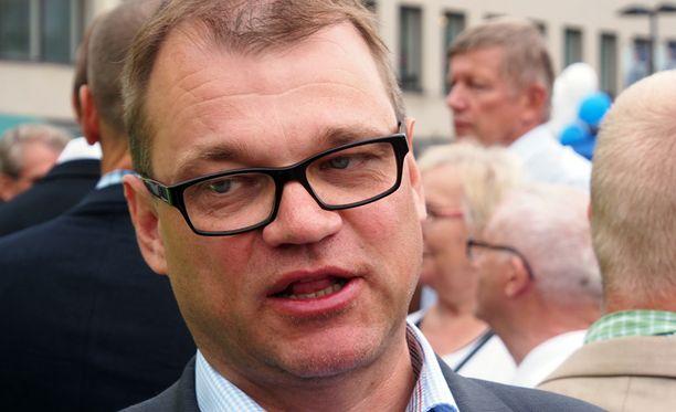Keskustan puheenjohtaja Juha Sipilän keuhkoveritulppa uusiutui tammikuun lopulla.