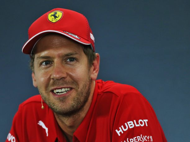 Sebastian Vettel hakee yhä kauden 2019 ensimmäistä voittoaan.