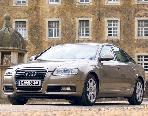 JOHTAJALLE Audi A6-mallisto on saanut ekologiseksi hiotun malliversion – 2,0 TDIe:n.