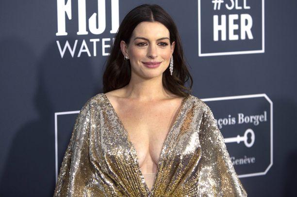 Anne Hathaway on yksi Hollywoodin arvostetuimmista näyttelijöistä.