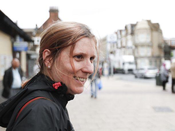 Judith Page aikoo mennä katsomaan Lontoon yleisurheilun MM-kisoja.