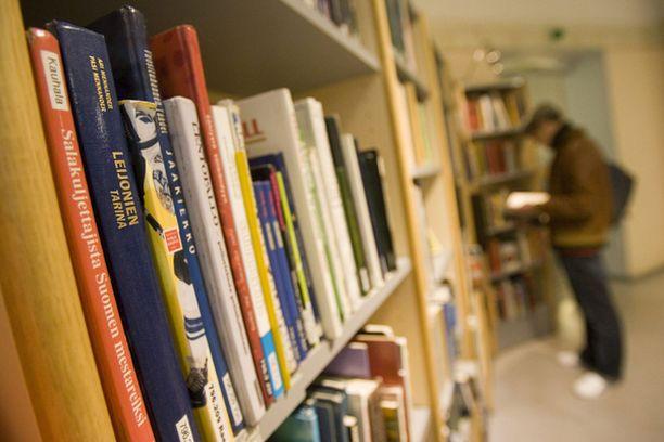 Kirjastot palvelevat pääkaupunkiseudulla jälleen normaalisti.