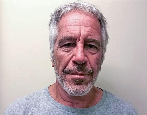 Jeffrey Epstein halusi levittää dna:taan.