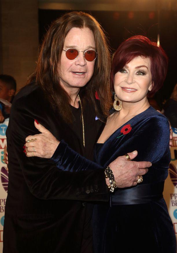 Ozzy ja Sharon Osbournen avioliitossa on ollut ylä- ja alamäkensä.