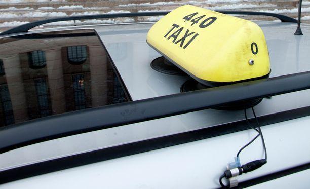 Tällä hetkellä taksilupa on todellinen arvopaperi, joilla käydään kovaa kauppaa.