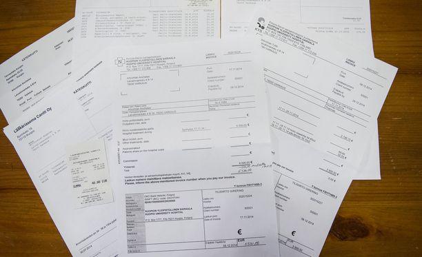 Maksuhäiriömerkinnän saa, jos ei maksa laskua maksumuistutusten jälkeen ja oikeudessa ulosmittauskaan ei kata velkaa.