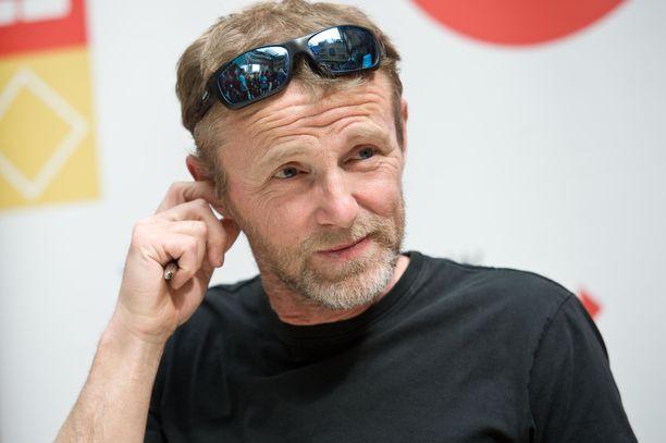 Jo Nesbø kuuluu maailman tunnetuimpiin kirjailijoihin.