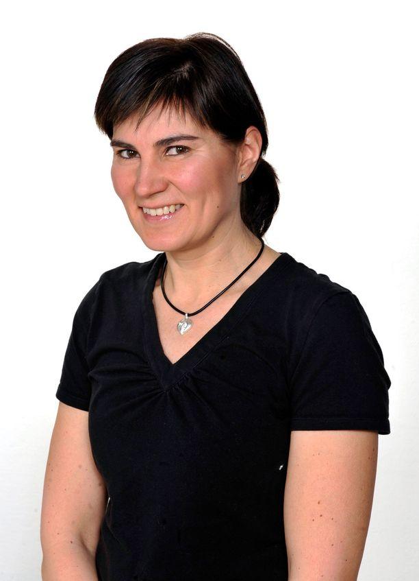 Iltalehden toimittaja Leena Ylimutka