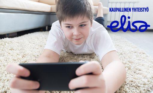 Lapsen puhelimesta voi löytyä monia sovelluksia, joista et ole koskaan kuullutkaan.