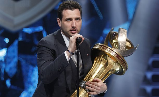 Suomalais-venäläinen Roman Rotenberg on KHL:n näkyvin keulakuva.