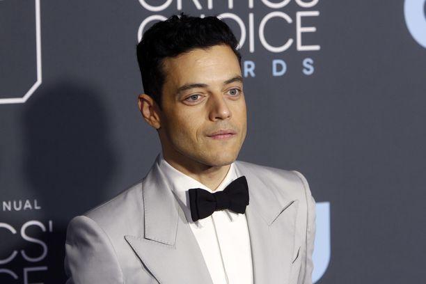 Rami Malek kuvattuna tammikuussa 2019.