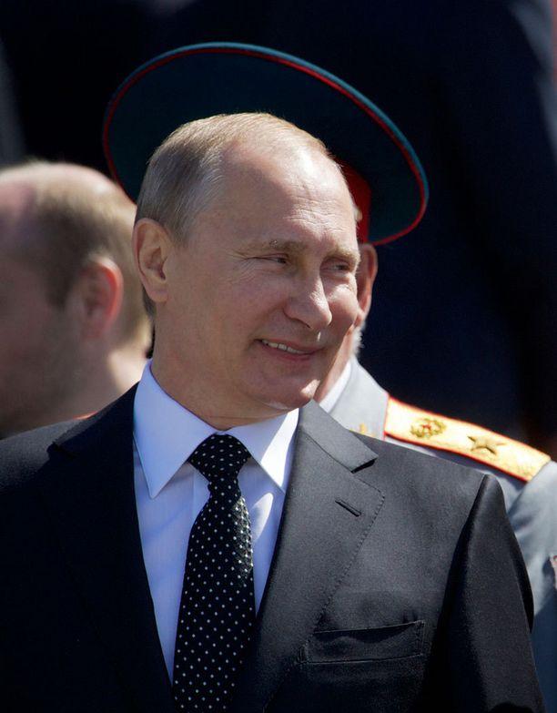 Onko Putinin katse kääntynyt jo kauas Krimiltä?