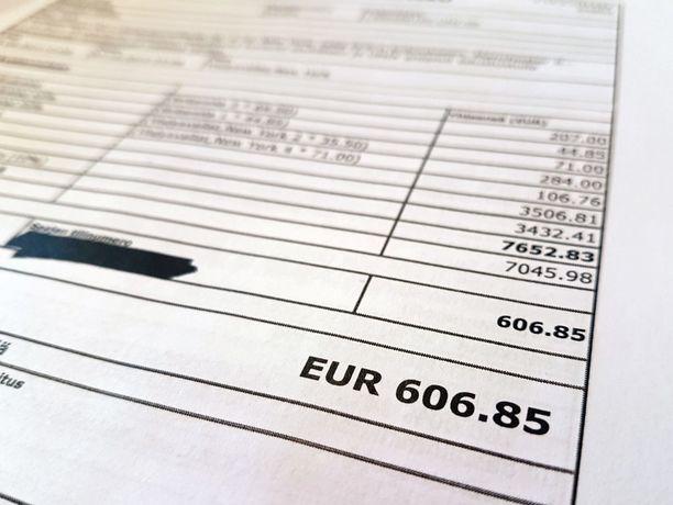 Soini tienaa ulkomaanmatkoiltaan hyvät verottomat päivärähat.