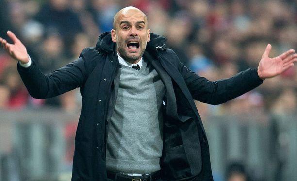 Pep Guardiola oli valmis koviin toimiin, elleivät pelaajat pystyisi parempaan kuin Juventus-ottelun avausjaksolla.