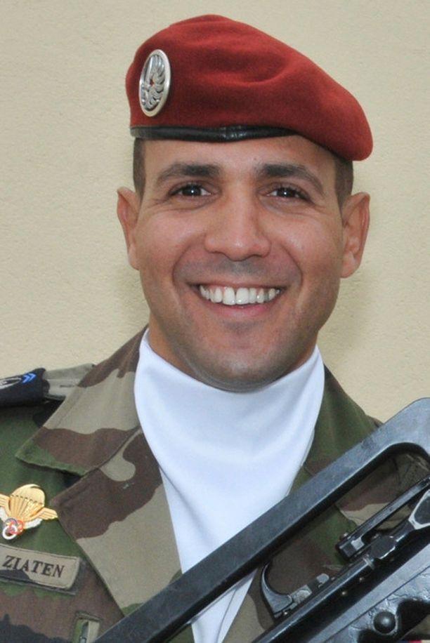 Imad Ibn Ziaten oli seitsemän ihmistä maaliskuussa 2012 murhanneen terroristin ensimmäinen uhri.