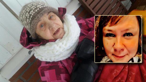 Lilja Vuorela, 82, perusti vuonna 1991 hoivakodin Alavudelle. Nykyisin hän on itse yksi asukkaista. Nykyisin Liljanne-hoivakotia luotsaa tytär Riitta Mäki, 48.
