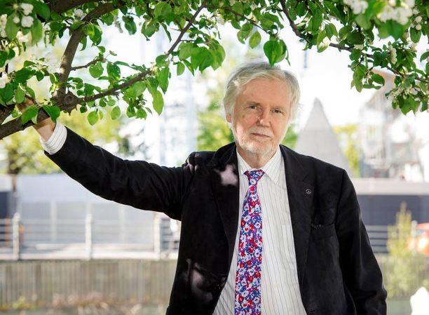 Erkki Tuomioja (sd) on Suomen pitkäaikaisin ulkoministeri.