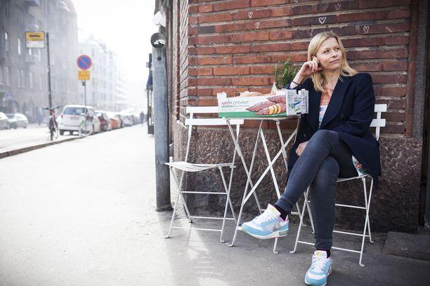 Anni Sirviö julkaisi torstaina anteeksipyyntövideon. Kuva vuodelta 2016.
