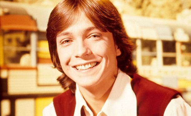 David Cassidy oli 70-luvun nuorisoidoli.