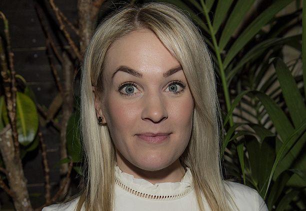 Ida Björnstad on tunnettu tv-kasvo Ruotsissa.