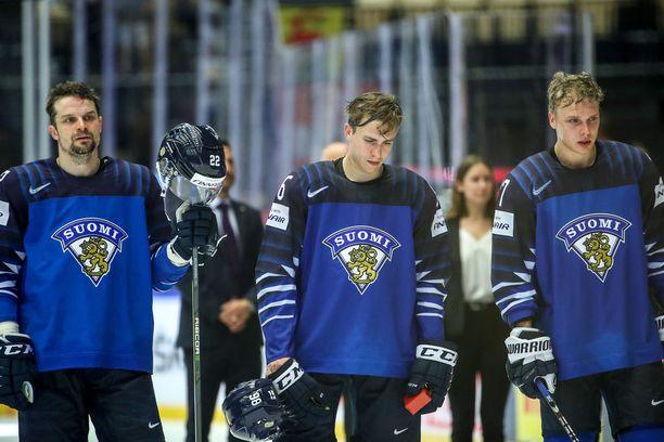 Suomen MM-turnaus päättyi pettymykseen.