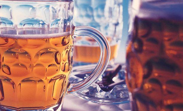 Bowersin lääkärin mielestä olut ei ole huono valinta.