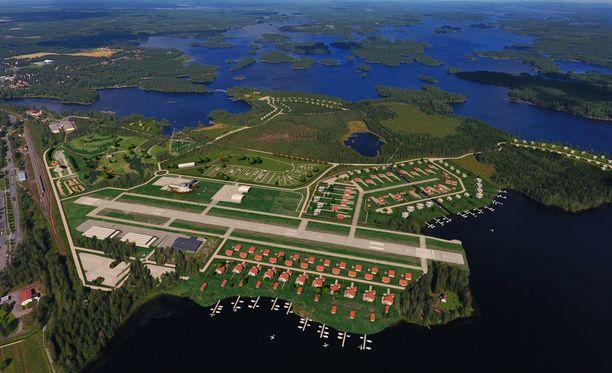 Suomessa ainutlaatuisen asumisympäristön suunnitteluun on haettu oppia ulkomailta, missä Air Parkit ovat jo todellisuutta.