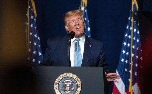 Donald Trump kommentoi vihdoin perjantaista iskua – tyynnyttelee pelkoja sodasta