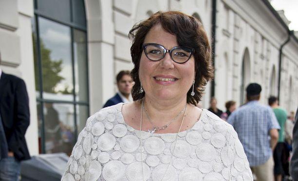 Merja Ylä-Anttila on viettänyt MTV:n palveluksessa yli 30 vuotta.