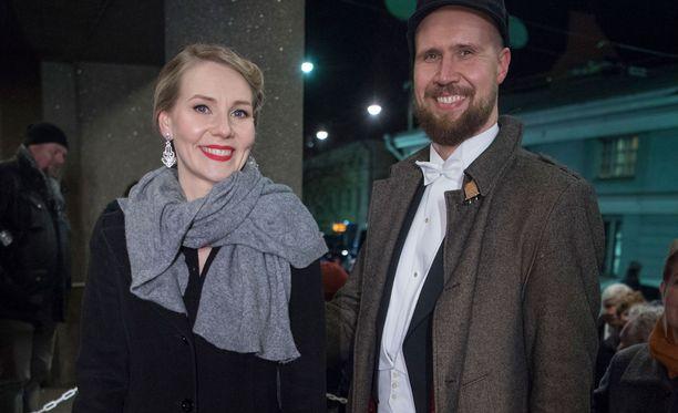 33-vuotias Touko Aalto ja Johanna Pietiläinen avioituivat elokuussa 2015. Pariskunnalla ei ole avioehtoa.