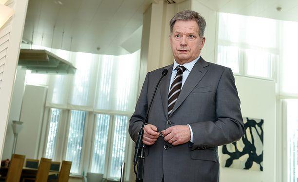 - Suomi tuomitsee kaiken terrorismin jyrkästi, presidentti Niinistö linjaa.