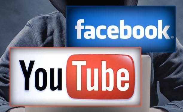 Youtubesta on löytynyt opetusvideoita Facebookin hakkerointiin.