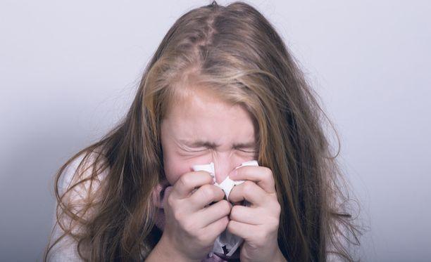 Paras tapa ehkäistä kaikkia virusinfektioita on käsien pesu.