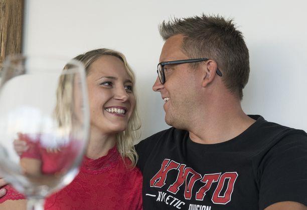 Jani Sievisen ja Maria Nyqvistin oli tarkoitus avioitua Levillä maaliskuussa 2020.