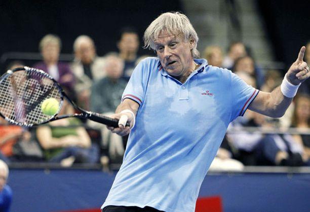 McEnroen mielestä Björn Borg liikkui häntä paremmin. Se ei kuitenkaan riittänyt nostamaan ruotsalaista ottelun voittoon.