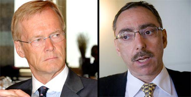 TÄYSILLÄ TAKAISIN Uudesta europarlamentista rannalle jäänyt Ari Vatanen vastaa nyt ärhäkästi kansanedustaja Ben Zyskowiczin syyttelyihin.